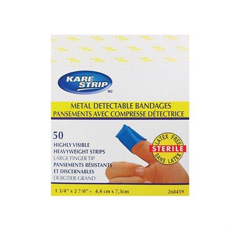 Kare Strip™ Metal Detectable Bandages
