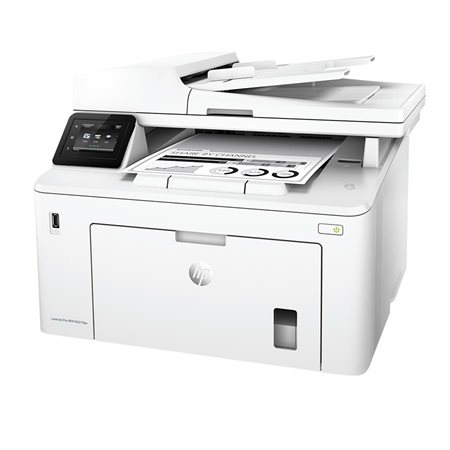 Imprimante laser multifonction monochrome sans fil Laserjet Pro M227fdw