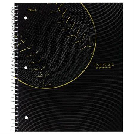 Cahier de notes sport