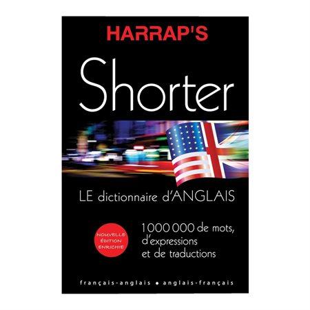 Dictionnaire bilingue Harrap's Shorter