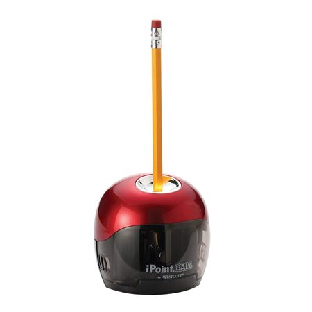 iPoint® Ball Battery Powered Pencil Sharpener