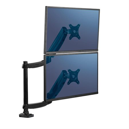 Platinum Series Dual Stacking Monitor Arm