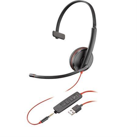 Casque d'écoute série Blackwire C3200
