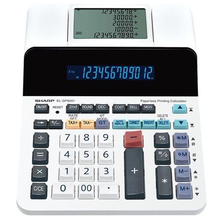 Calculatrice de bureau sans papier ELDP9001