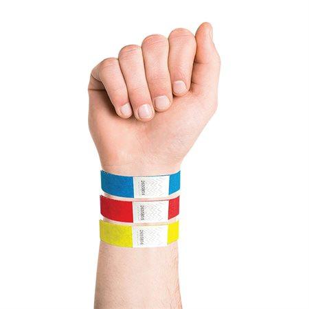 Identification Wristband