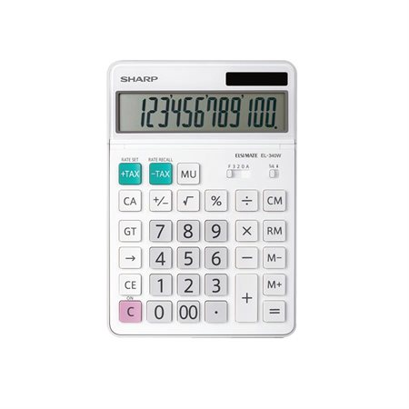 EL-340WB Desktop Calculator