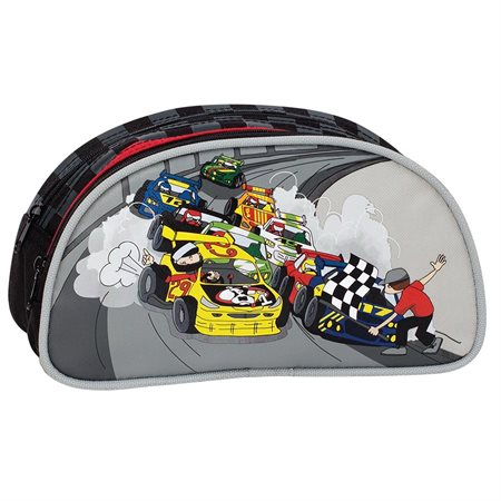 Nascar Half Moon Pencil Case