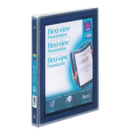 Flexi-view Presentation Binder