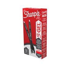 Retractable Sharpie Ink Gel Pen