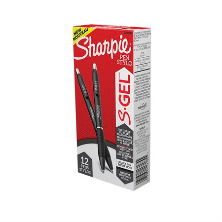 Sharpie S.Gel Retractable Pen