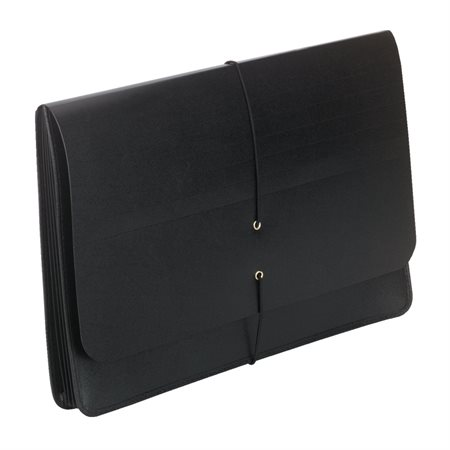 Legal Expanding Wallet with Rubber Gussets
