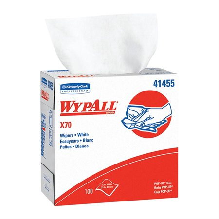 Chiffons essuie-tout WypAll® X70