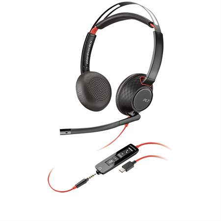 Blackwire 5200 Series Phone Headset