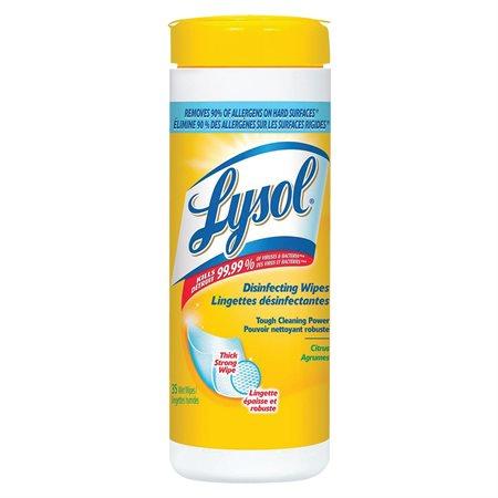 Lingettes désinfectantes Lysol®
