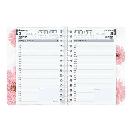 Pink Ribbon Daily Diary (2019)