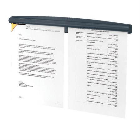 Partition Additions™ Note Rail