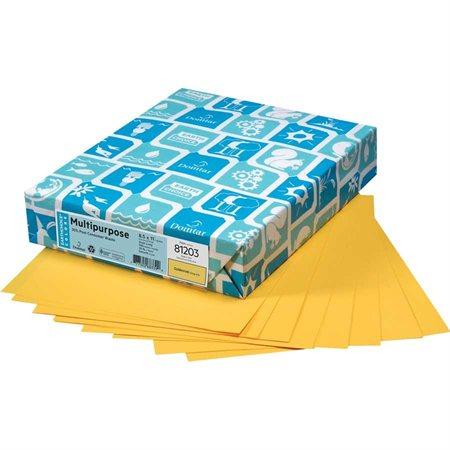 Papier de couleur à usages multiples EarthChoice®