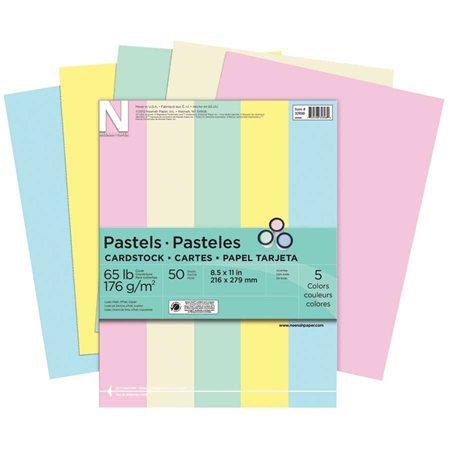 Cartes Pasteles