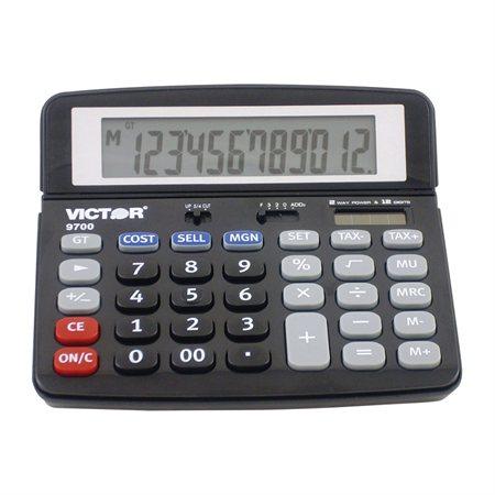 Calculatrice de bureau 9700