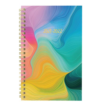 Agenda académique hebdomadaire  /  mensuel de Blueline®