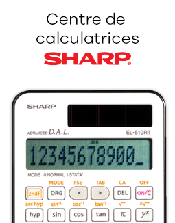 calculatrices-sharp